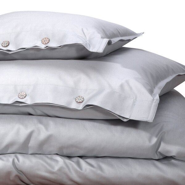 Pure 200 Thread Count 100% Cotton Fitted Sheet by True Stuff